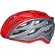 KED Xant Bike Helmet grey/red